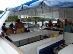 Seychellen-Ste_Anne_Marine_National_Park-Katamaran-10