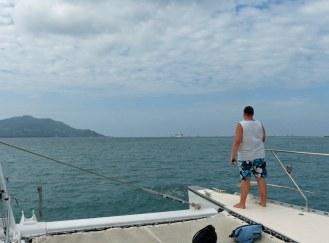 Seychellen-Ste_Anne_Marine_National_Park-Katamaran-4