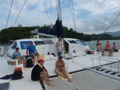 Seychellen-Ste_Anne_Marine_National_Park-Katamaran-9