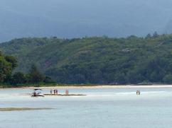 Seychellen-Ste_Anne_Marine_National_Park-Sandbank-1