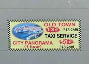 Dubrovnik-Hafen-Taxipreise-1