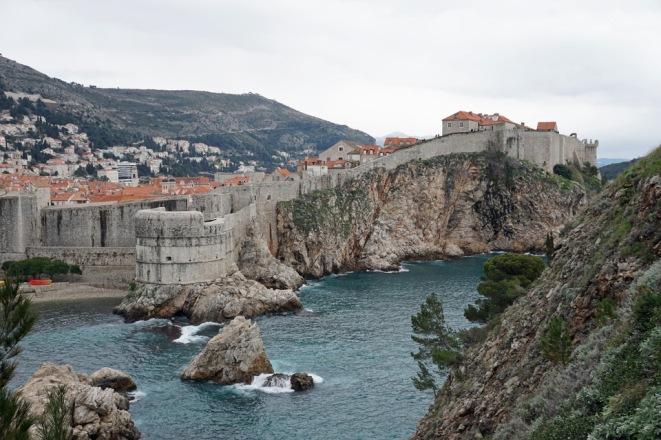 Dubrovnik-Stadtmauer-Panorama-1