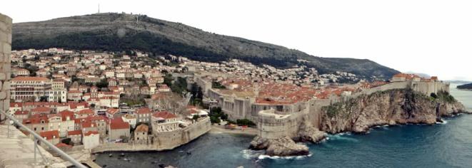 Dubrovnik-Stadtmauer-Panorama-5