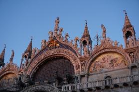 Venedig-Basilica_di_San_Marco-Abenddaemmerung-3