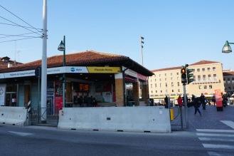 Vaporetto-Ticketschalter Piazzale le Roma