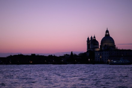 Venedig-Skyline-Abenddaemmerung-1