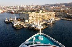 Kroatien-Rijeka-Hafen-AIDA-2