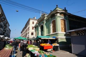 Kroatien-Rijeka-Markthallen-Gemuesemarkt-1