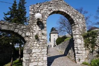 Kroatien-Rijeka-Trsat-Festung_Trsat-1