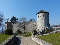 Kroatien-Rijeka-Trsat-Festung_Trsat-11