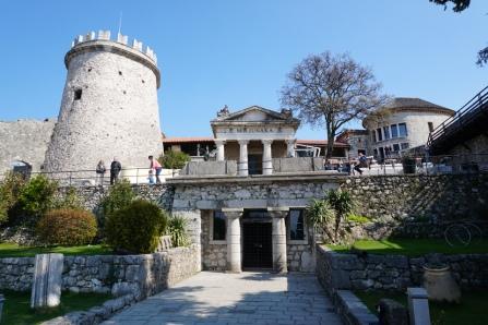 Kroatien-Rijeka-Trsat-Festung_Trsat-4