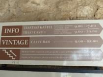 Kroatien-Rijeka-Trsat-Festung_Trsat-6