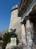 Kroatien-Rijeka-Trsat-Festung_Trsat-9