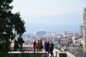 Kroatien-Rijeka-Trsat-Festung_Trsat-Ausblick-5