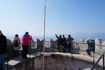 Kroatien-Rijeka-Trsat-Festung_Trsat-Turm-2