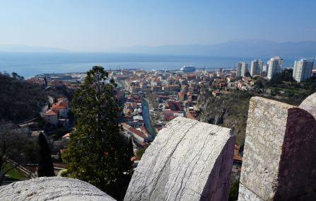 Kroatien-Rijeka-Trsat-Festung_Trsat-Turm-Ausblick-3