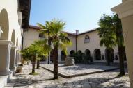 Kroatien-Rijeka-Trsat-Franziskanerkloster-1