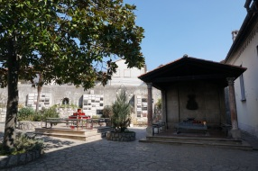 Kroatien-Rijeka-Trsat-Franziskanerkloster-2