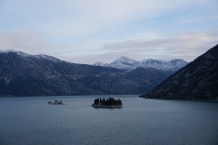 Montenegro-Kotor-Fjord-St_Marien_auf_dem_Felsen-Morgendaemmerung-1