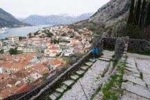 Montenegro-Kotor-Treppen-Wanderweg-6
