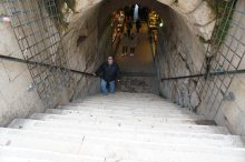 Split-Diokletianspalast-Katakomben-Treppe-3