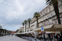 Split-Promenade-Riva-Mauer_Diokletianspalast-1