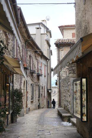 San_Marino-Altstadt-Gassen-5