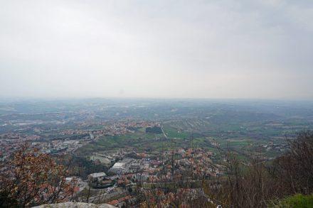 San_Marino-Ausblick-Borgo_Maggiore-7