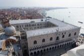 Venedig-Ausblick_Campanile-Dogenpalast-1