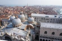 Venedig-Ausblick_Campanile-Markusbasilika-2