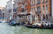 Venedig-Canal_Grande-Gondel-3