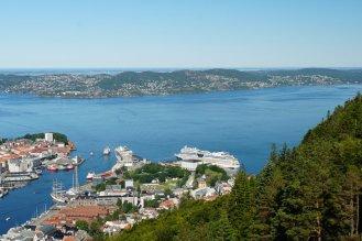 Bergen-Floyen-Aussicht-AIDAsol-1