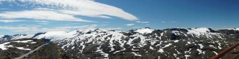 Geiranger-Dalsnibba-Berge-Schnee-5