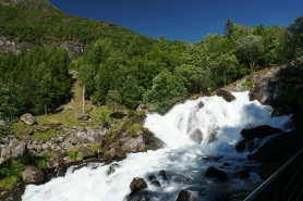 Geiranger-Wasserfall-3