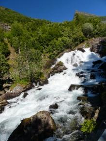 Geiranger-Wasserfall-7