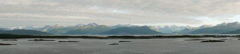 Molde-Aussicht-vorgelagerte_Inseln-Panorama-5