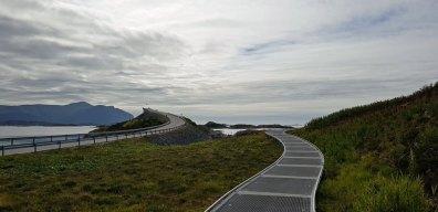 Norwegen-Aussicht-Rundweg-Atlantikstrasse-1