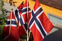 Trondheim-Norwegen-Flagge-1