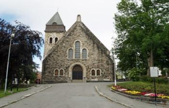 Alesund-Kirche-1