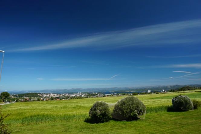 Norwegen-Stavanger-Aussicht-Himmel-Wiese-1