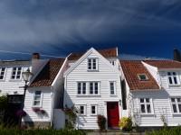 Norwegen-Stavanger-Gamle_Stavanger-Altstadt-weisse_Holzhaeuser-8