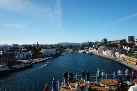 Norwegen-Stavanger-Hafen-AIDA-2