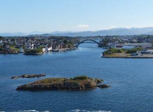 Norwegen-Stavanger-Hafen-Einfahrt-1