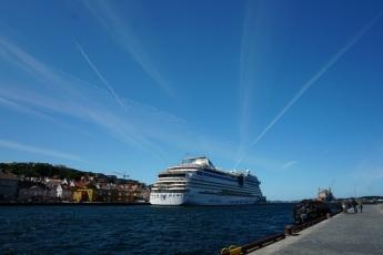 Norwegen-Stavanger-Hafenbecken-AIDA-7
