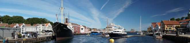 Norwegen-Stavanger-Hafenbecken-AIDA-Panorama-4