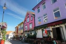 Norwegen-Stavanger-Ovre_Holmegate-Bunte_Haeuser-3