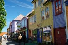 Norwegen-Stavanger-Ovre_Holmegate-Bunte_Haeuser-6