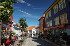 Norwegen-Stavanger-Ovre_Holmegate-Bunte_Haeuser-7