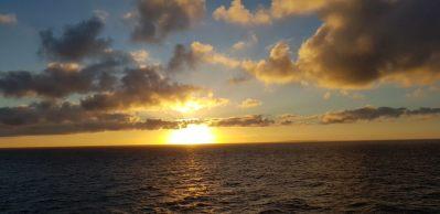 Norwegen-Stavanger-Sonnenaufgang-Meer-Wolken-2