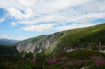 Norwegen-Voringfossen-Landschaft-1